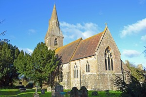 St Mary's Anglican Parish Church, Langley, Kent UK